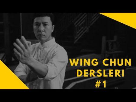 Görkemde WingTsun- Wing-Chun
